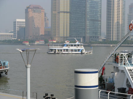 Ferry Service in Shanghai China