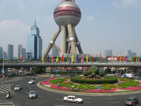 Pullman Hotel: Shanghai City Guide - China